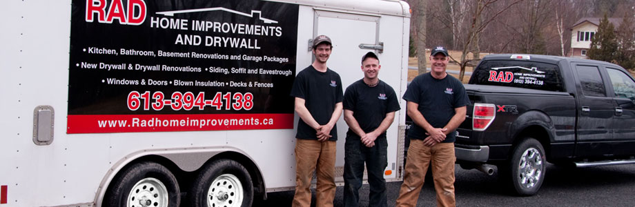 Experienced tradesmen deliver superior quality