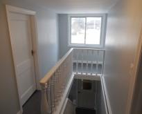 Todd Livingroom & Upstairs Hallway